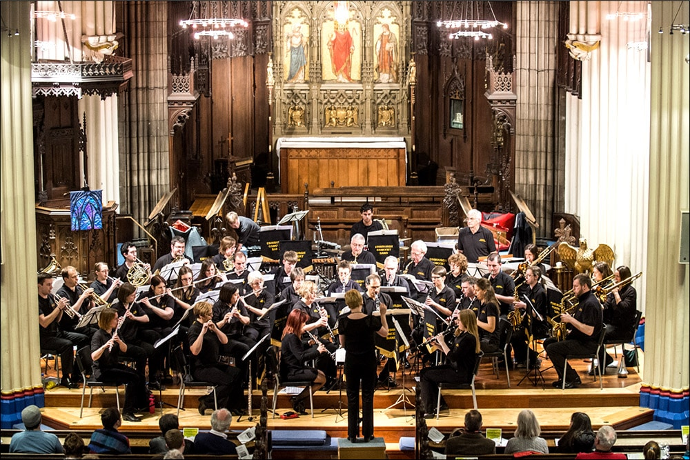 Edinburgh Concert Band Concert