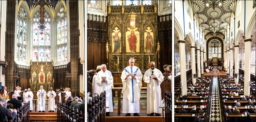 Edinburgh Sunday Sung Eucharist