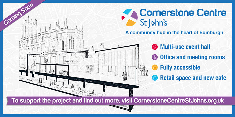 about cornerstone centre st johns