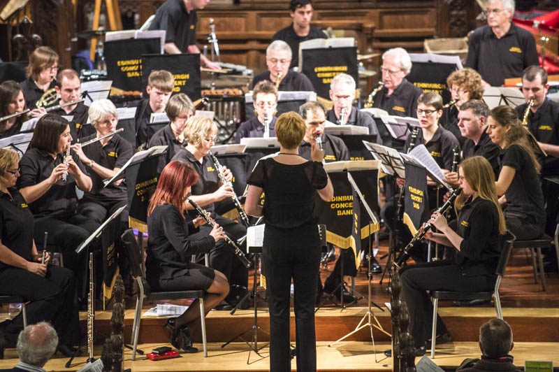 edinburgh concert band